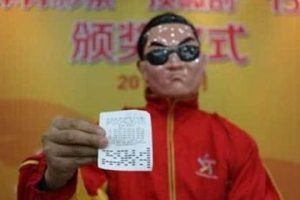 Chinese Guy Blows Entire Savings after Mistakenly Thinking He Won $720-Million Lottery