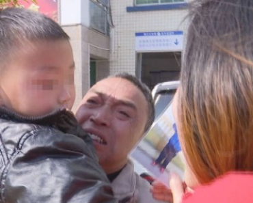 3-Year-Old Boy Sold by Parents, Finally Home after Grandpa's Year-Long Search
