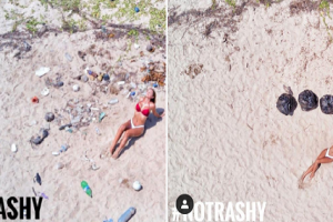 #TrashTag Challenge Goes Viral, Gives Everyone Bragging Rights after Cleaning Up
