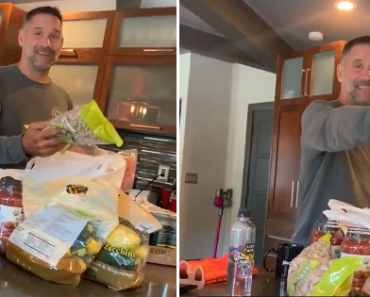 Man Earns Fame as 'Hot Costco Dad' after Kids Videotape His Reaction Over Shopping Deals