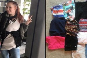 Woman Avoids Paying Excess Baggage Charge by Wearing 4kg of Clothes