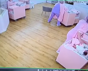 Footage of Angel Nurses Protecting Babies in 6.1-Magnitude Earthquake Goes Viral