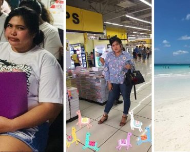 Previously Called a Whale, Woman Shares Inspiring Journey after Losing 64lbs
