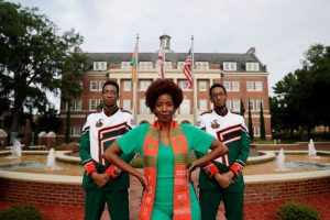 Mom Follows Sons to University, Earns Her Own Degree