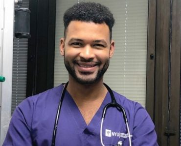 Guy Earns Nursing Degree from School Where He Worked as Janitor