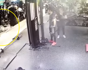 Gym Instructor Bullies Small Guy, Ends Up Getting Knocked Out in One Punch