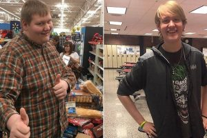 Bullied Teen Loses 100 lbs by Walking to School Every Day