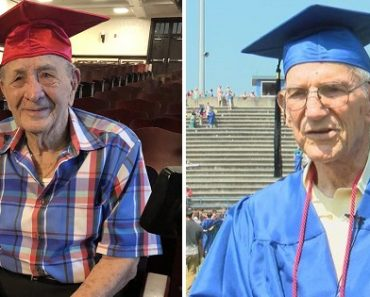 Veterans Who Missed Graduations to Go to War, Finally Get Diplomas after 70 Years