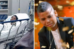 11-Year-Old Survives Serious Condition, Gets AGT Golden Buzzer for Amazing Performance