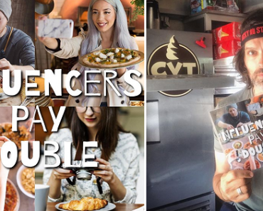 Fed Up with Freeloaders, Ice Cream Shop Charges Double for 'Influencers'