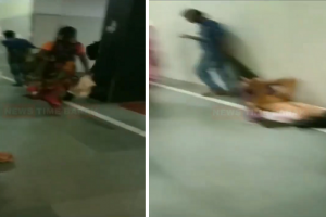 Video of Hospital Staff Dragging Patient to X-Ray Room in Blanket Goes Viral