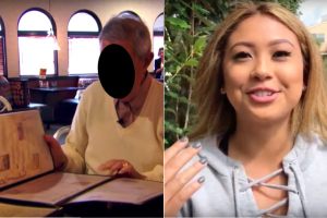 Couple Gives Struggling Student Waitress $400 Tip, Comes Back to Offer Scholarship