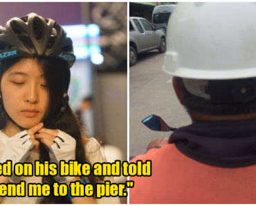 Student Mistakes Construction Worker for Motor Taxi Rider, Asks Him to Bring Her to Pier
