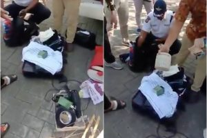 Family Sparks Outrage after Taking Many Things from Bali Hotel, Including Electronics