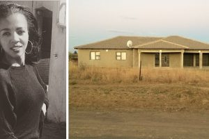 Woman Secretly Builds Grand House for Parents, Reveals it on Dad's Birthday