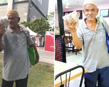 64-Year-Old Man Travels 100+ km Per Day to Sell Salted Fish for Wife's Medical Needs