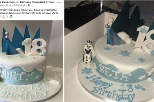 Woman Orders Real Cake after Daughter's Friend Thought a Stock Image was a Real Gift