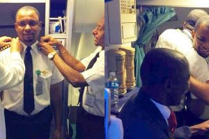 Airport Cleaner Goes Viral after Becoming a Cabin Crew and Later a Pilot