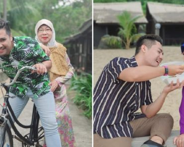 Guy Works Hard to Finally Bring Sick Mom on Her Dream Vacation