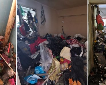 House Owner Shocked at Mountain of Trash Left by Tenant He Evicted for Not Paying Rent