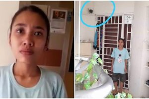 Employer Splashes Maid with Water If She's Not Awake by 5AM, Only Gives One Meal a Day