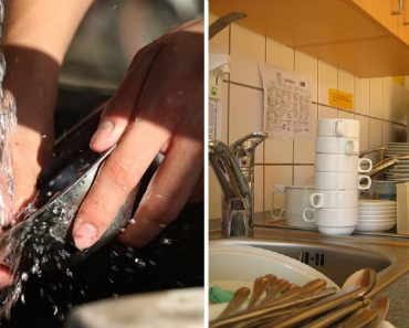 Study Shows that Washing Dishes Can Reduce Stress, Boost Mental Health