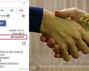 South Korean Guy Receives Nearly $775k after Lending Dubai Man Just $250