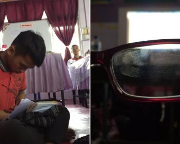 Teen Raises Money on Twitter to Buy New Eyeglasses for His Best Friend