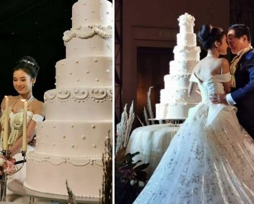 70-Year-Old Man Marries 20-Year-Old Bride in Lavish Ceremony, Gifts Parents with $660k
