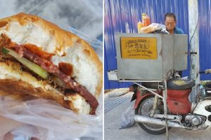 80-Year-Old Man with No Family Sells Sandwiches to Support Self