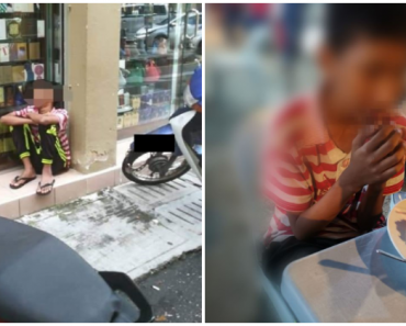 13-Year-Old Street Kid Teaches Himself to Read, Do Math Because He's Too Poor for School