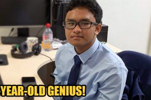 15-Year-Old Malaysian Student Does PhD-Level Research in Germany