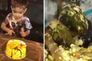 Family's Heartless Prank Ruins a Little Boy's Birthday Celebration