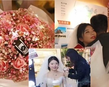 Chinese Woman Proposes to Boyfriend of 1 Year, Offers Brand New BMW and New House