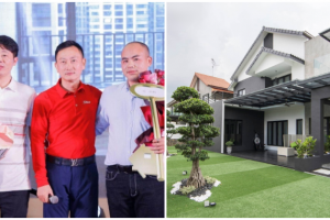 Boss Gives Away Two Houses Each Year So Poor Employers Can Have a Home
