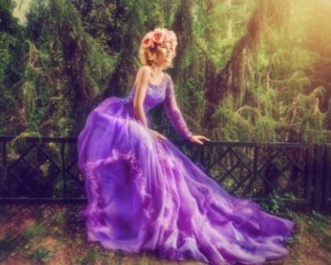Here's What Wearing a Colored Wedding Dress Really Means