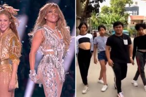 Pinoy Dancers Earn J.Lo's Admiration for #J.LoTikTokChallenge Video