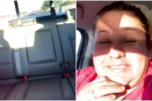 Mom Goes Viral for Hilarious Video after Going to School Without Her Kids in the Car