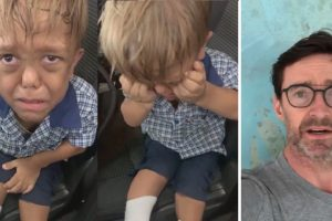 Hugh Jackman, Celebrities Offer Support to Bullied 9-Year-Old Kid with Dwarfism