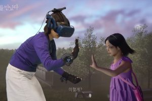 Heartbreaking Video Shows Mom 'Reuniting' with Late Daughter Through Virtual Reality