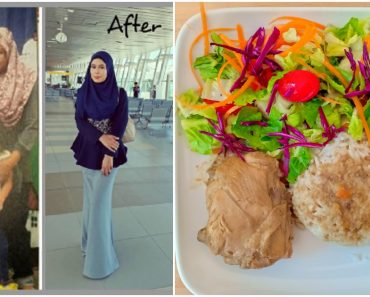 Woman Loses 13kg in 3 Months While Still Eating Delicious-Looking Food