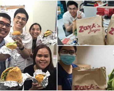 Zark's Burgers Sends Free Food to Healthcare Providers at Nearby Hospitals