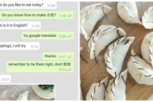 Helper Goes Viral for Sewing Dumplings with Thread, Following Employer's Instructions