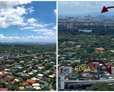 Clear Skies Over Metro Manila? Netizen Shares Impressive View from His Apartment