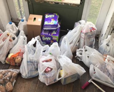 Woman and Her Family Given Free Rent, Free Groceries by Kindhearted Landlord