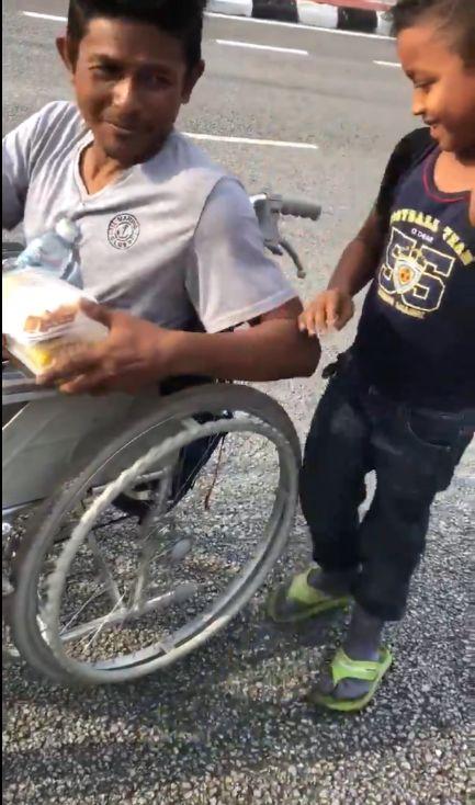 homeless man life lesson