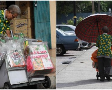Hardworking 72-Year-Old Vendor Refuses Help Amid COVID-19 Lockdown