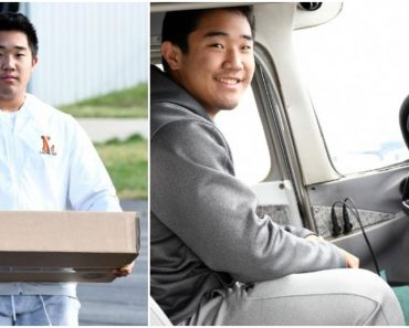 16-Year-Old Student Pilot Flies Medical Supplies to Rural Hospitals