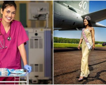 Reigning Miss England Who's Also a Doctor, Sets Crown Aside to Serve in COVID Frontlines