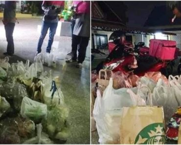 30 Delivery Riders, Pranked by Someone Who Ordered Food to Non-Existent Address